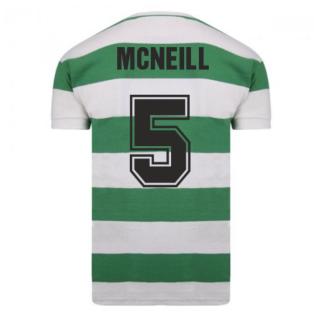 Celtic 1967 European Cup Winners Retro Shirt (MCNEILL 5)
