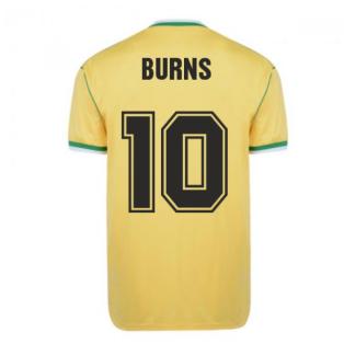 Celtic 1988 Centenary Away Retro Football Shirt (BURNS 10)