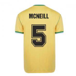Celtic 1988 Centenary Away Retro Football Shirt (MCNEILL 5)
