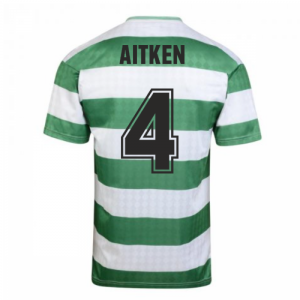 Celtic 1988 Centenary Retro Football Shirt