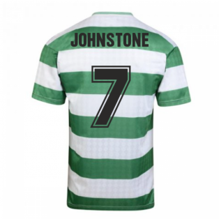 Celtic 1988 Centenary Retro Football Shirt (JOHNSTONE 7)