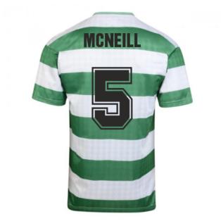 Celtic 1988 Centenary Retro Football Shirt (MCNEILL 5)