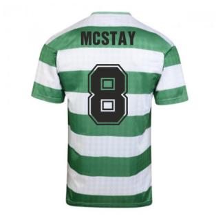 Celtic 1988 Centenary Retro Football Shirt (MCSTAY 8)