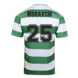 Celtic 1988 Centenary Retro Football Shirt (MORAVCIK 25)