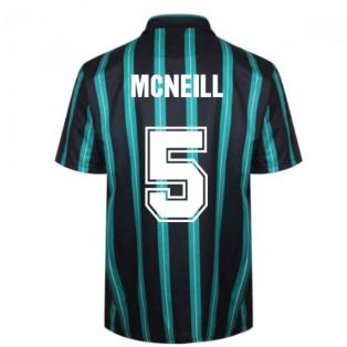 Celtic 1994 Away Retro Football Shirt (MCNEILL 5)