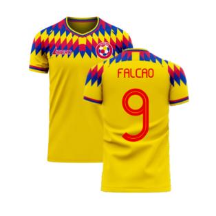 Buy Radamel Falcao Football Shirts at UKSoccershop.com