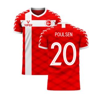 Yussuf Poulsen, Football Shirts, Kits & Soccer Jerseys