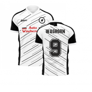 Derby 2020-2021 Home Concept Football Kit (Libero) (Waghorn 9)