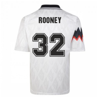 Derby County 1992 Umbro Shirt (Rooney 32)