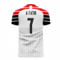 Egypt 2020-2021 Away Concept Football Kit (Libero) (A. FATHI 7)