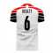 Egypt 2020-2021 Away Concept Football Kit (Libero) (HEGAZY 6)