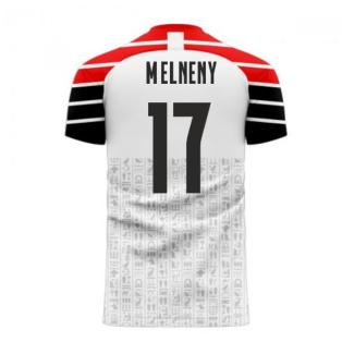 Egypt 2020-2021 Away Concept Football Kit (Libero) (M.ELNENY 17)