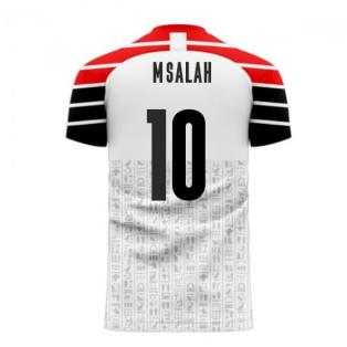 Egypt 2020-2021 Away Concept Football Kit (Libero) (M.SALAH 10)
