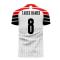 Egypt 2020-2021 Away Concept Football Kit (Libero) (TAREK HAMED 8)