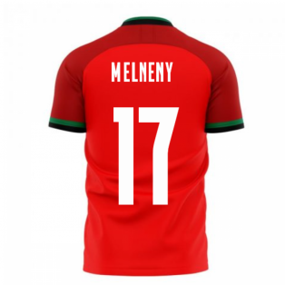 Egypt 2020-2021 Home Concept Football Kit (Libero) (M.ELNENY 17)