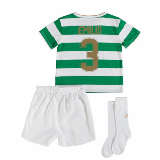 2017-18 Celtic Home Mini Kit (Emilio 3)