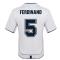 England 2002 Retro Football Shirt (FERDINAND 5)