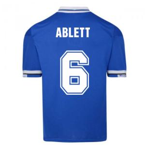 Everton 1994 Umbro Retro Football Shirt