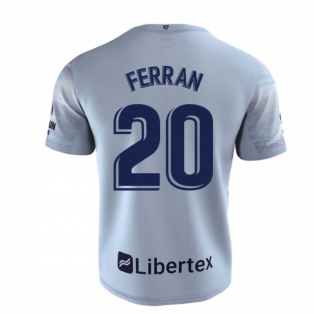 2020-2021 Valencia Third Shirt (Kids) (FERRAN 20)