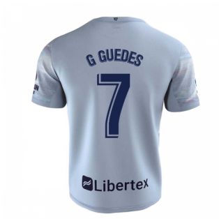 2020-2021 Valencia Third Shirt (Kids) (G GUEDES 7)