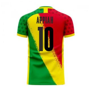 Ghana 2020-2021 Away Concept Football Kit (Libero) (APPIAH 10)
