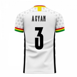 Ghana 2020-2021 Home Concept Football Kit (Libero)