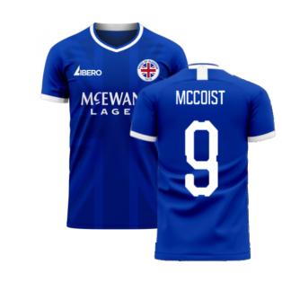 Glasgow 2020-2021 Home Concept Football Kit (Libero) (MCCOIST 9)