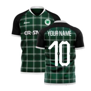 Glasgow Greens 2020-2021 Away Concept Shirt (Libero)