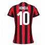 2017-2018 AC Milan Womens Home Shirt (Honda 10)