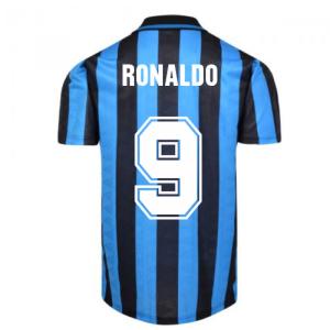 Internazionale 1992 Home Shirt (RONALDO 9)
