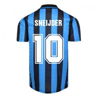 Internazionale 1992 Home Shirt (SNEIJDER 10)