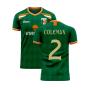 Ireland 2020-2021 Classic Concept Football Kit (Libero) (COLEMAN 2)