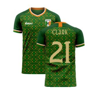 Ireland 2020-2021 Home Concept Football Kit (Libero) (CLARK 21)