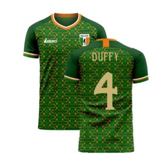 Ireland 2020-2021 Home Concept Football Kit (Libero) (DUFFY 4)