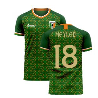 Ireland 2020-2021 Home Concept Football Kit (Libero) (MEYLER 18)