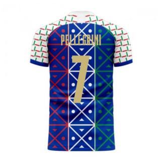 Italy 2020-2021 Renaissance Home Concept Football Kit (Libero) (PELLEGRINI 7)