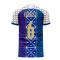 Italy 2020-2021 Renaissance Home Concept Football Kit (Libero) (VERRATTI 6)