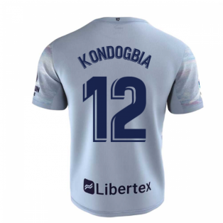 2020-2021 Valencia Third Shirt (Kids) (KONDOGBIA 12)