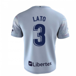 2020-2021 Valencia Third Shirt (Kids) (LATO 3)