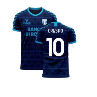 Lazio 2020-2021 Away Concept Football Kit (Viper) (CRESPO 10)