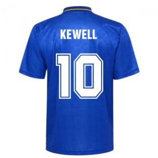 Leeds United 1993 Admiral Away Shirt (KEWELL 10)