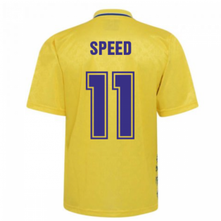 Leeds United 1993 Admiral Third Shirt (Speed 11)