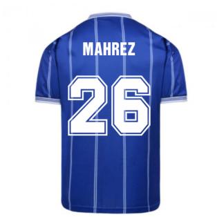 Leicester City 1984 Admiral Shirt (MAHREZ 26)