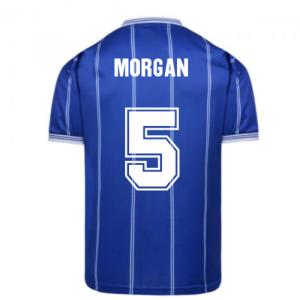 Leicester City 1984 Admiral Shirt (MORGAN 5)