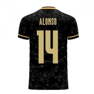 Liverpool 2020-2021 Away Concept Football Kit (Libero) (ALONSO 14)
