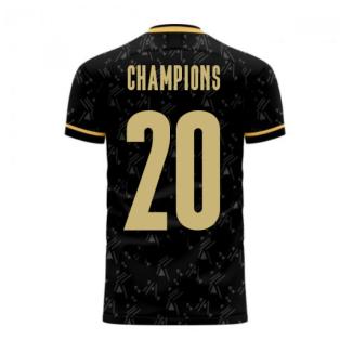 Liverpool 2020-2021 Away Concept Football Kit (Libero) (CHAMPIONS 20)
