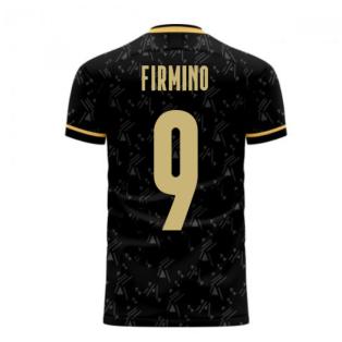 Liverpool 2020-2021 Away Concept Football Kit (Libero) (FIRMINO 9)