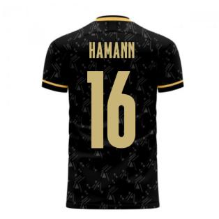 Liverpool 2020-2021 Away Concept Football Kit (Libero) (HAMANN 16)