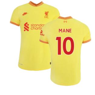 Liverpool 2021-2022 3rd Shirt (MANE 10)