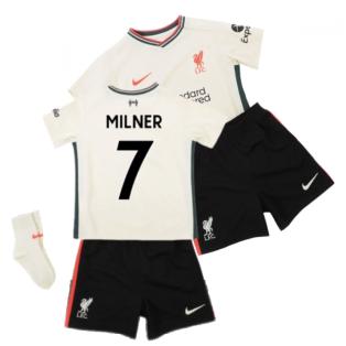 Liverpool 2021-2022 Away Baby Kit (MILNER 7)